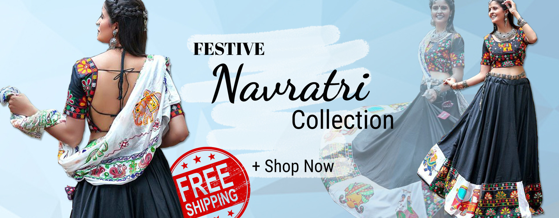 Navratri Collection 2019 Online India - YOYO Fashion