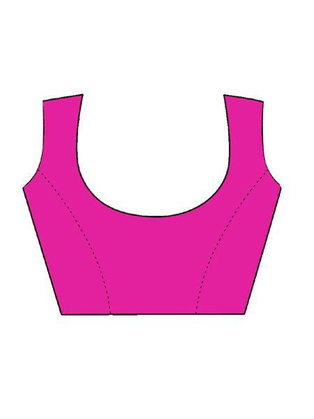 Buy White and Pink Ruffle Printed Saree Online - YOYO Fashion