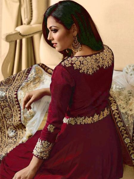 Red-Georgette-Anarkali-Suit-Online-YOYO-Fashion-F1251-Red-2.jpg