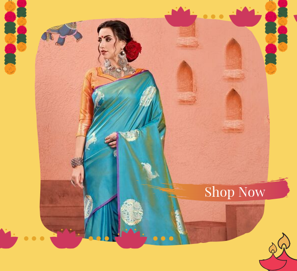Shop Splendid Sarees from Diwali Collection Online from YOYO Fashion